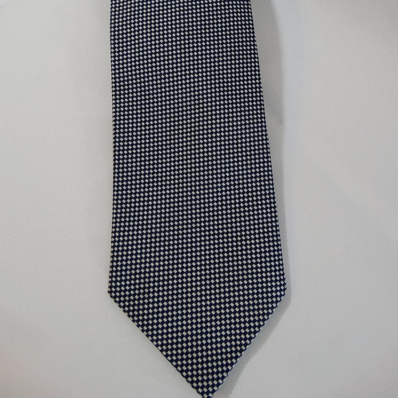 Brooks Brothers Other - BROOKS BROTHERS Makers Blue Check Silk Blend Tie
